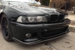 BMW M5 Front Kidney Grille and Eyelids by Scopione 3