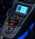 Lamborghini Aventador S Carbon Fiber Center Console & Door Handles (A+)