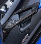 Lamborghini Aventador S Carbon Fiber Center Console & Door Handles (A+) 3