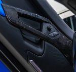 Lamborghini Aventador S Carbon Fiber Center Console & Door Handles (A+) 4