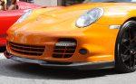 Scopione Glossy Front Carbon Fiber Lip for my Porsche 911